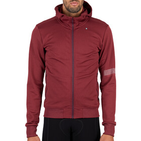 Sportful Giara Hoodie Men, red wine